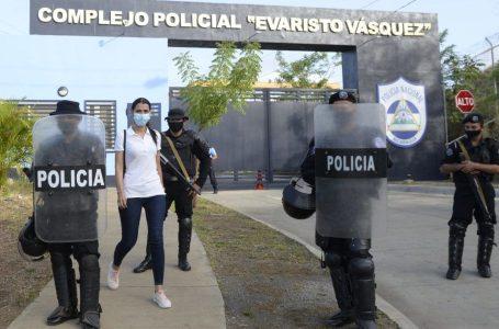 Familiares de los opositores presos en Nicaragua denuncian aislamiento y falta de comida