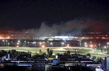 Atacan con drones cargados de explosivos el aeropuerto de Erbil, en Irak