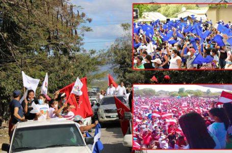 Las concentraciones políticas deben ser reguladas por Sinager y no por el CNE