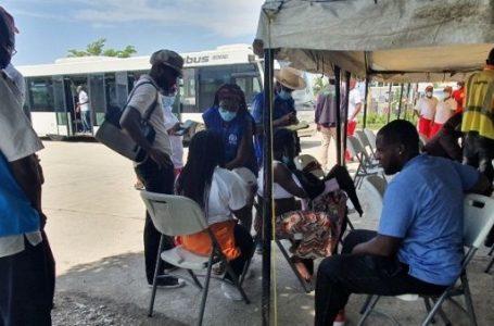 Deportan más de 1.300 haitianos desde Estados Unidos