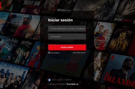 Por qué evitar compartir la contraseña de Netflix