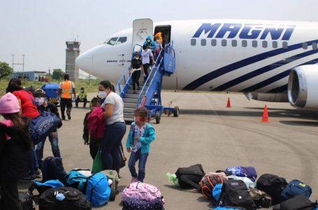 Estiman que 10 mil niños migrantes retornarán al país a final de año