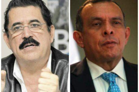"""""""Mel"""" considera buena y sana la intención del expresidente Lobo de unir la oposición"""