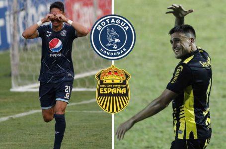 Liga Nacional regresa este fin de semana con un Real España vs Motagua como duelo estelar