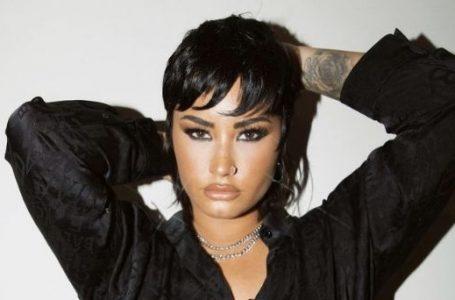 """""""Tuve un encuentro hermoso con extraterrestres"""": Demi Lovato"""