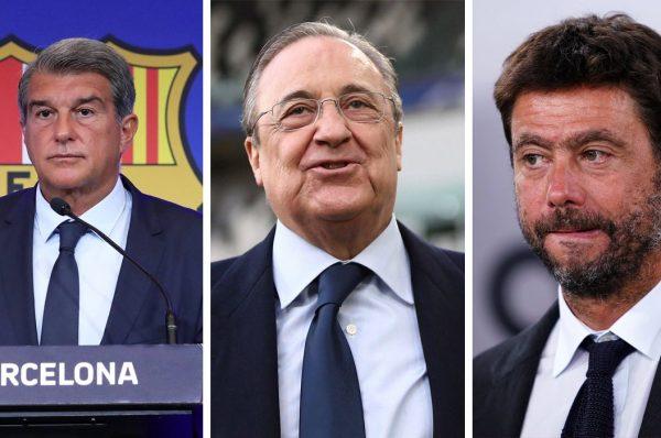 La UEFA retira los expedientes sancionadores a los clubes de la Superliga