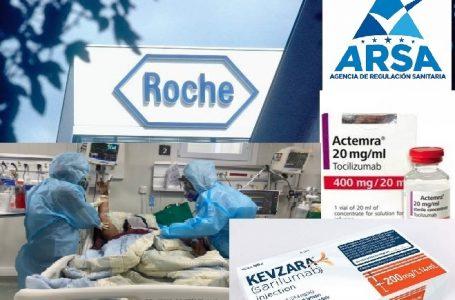 Se agota el Tocilizumab, la ARSA se opone a comprar un genérico «por respetar» un monopolio