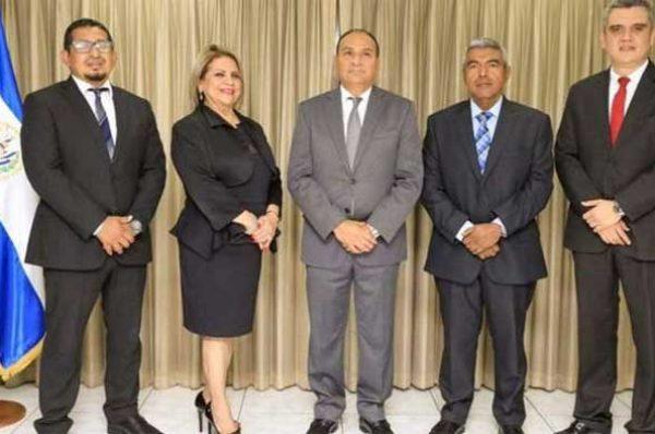 EEUU sanciona magistrados salvadoreños y a fiscal general de Guatemala
