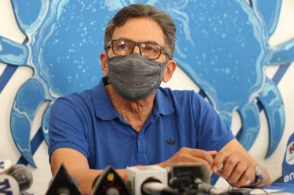 """""""Vamos a seguir sufriendo"""", pero continuaremos luchando; Salomón Nazar tras últimos resultados"""