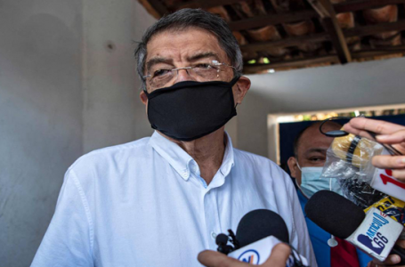 La Fiscalía de Nicaragua ordena detener al escritor Sergio Ramírez