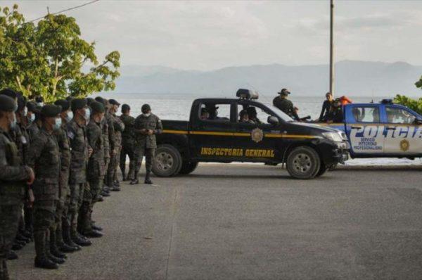Guatemala decreta estado de sitio en el municipio de El Estor