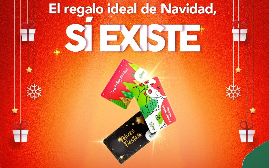 Supermercados La Colonia tiene el regalo ideal para esta Navidad