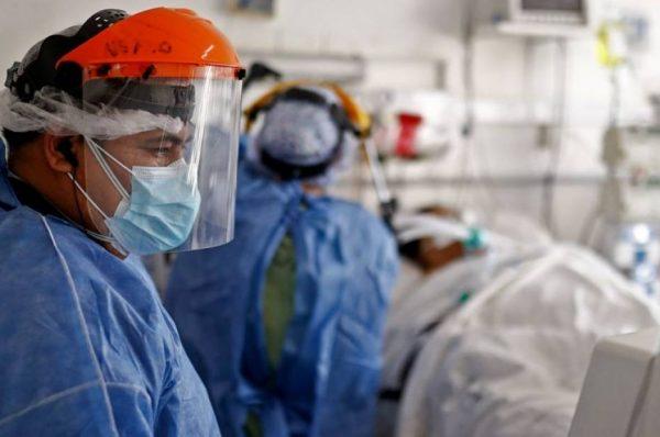 OMS estimó que 115.000 trabajadores sanitarios murieron por Covid-19