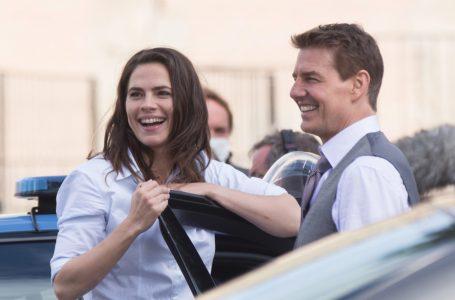 Tom Cruise vuelve a la soltería tras terminar su relación con Hayley Atwell