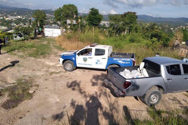 Nueva masacre deja dos mujeres muertas y un menor de dos años en Siguatepeque