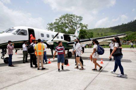 Aeropuertos y aeródromos conectan puntos claves de Honduras