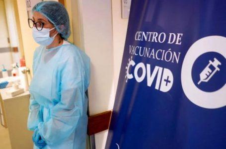 Turistas que visiten Uruguay podrán recibir tercera dosis de refuerzo de Pfizer o vacunar a los menores