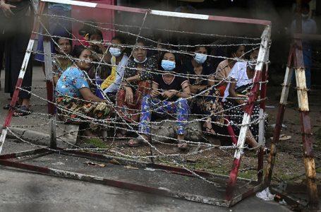 Myanmar liberará a más de 5 mil manifestantes encarcelados desde el golpe de Estado
