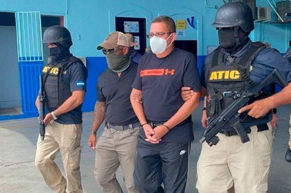 Capo hondureño Fredy Mármol ya se enfrenta a la justicia estadounidense