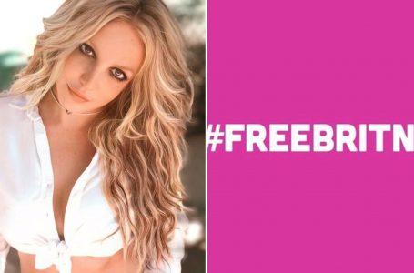 Britney Spears agradece todo el apoyo del movimiento #FreeBritney