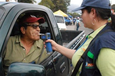 IHADFA realizará pruebas de alcoholemia en Semana Morazánica