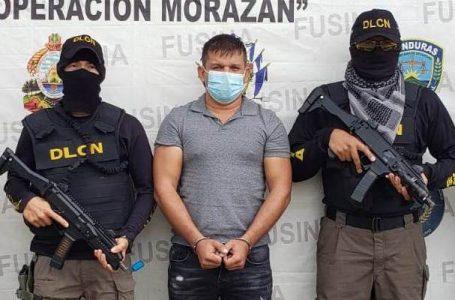 """CSJ ratifica extradición del hondureño Óscar Santos Tobar, """"El Teto"""""""