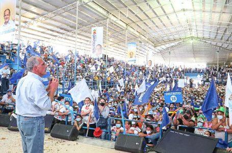 """""""En mi agenda no hay insultos, sino generación de empleos y combate a la corrupción"""""""