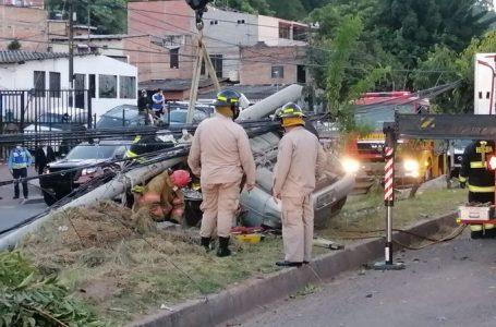 Al menos 19 personas han perdido la vida en 70 accidentes de tránsito en últimos días