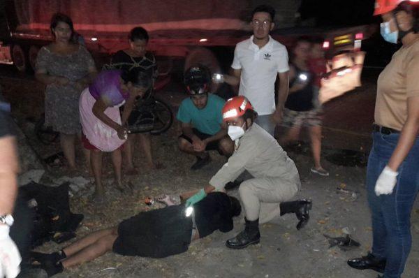 Cinco personas muertas tras fatal accidente vial en Choloma, Cortés