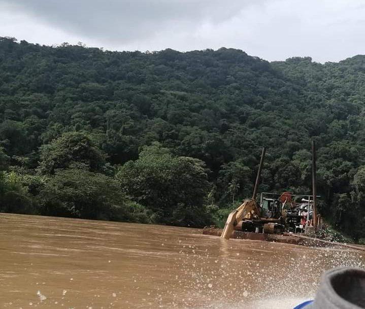 Colombianos estarían extrayendo oro en parque Nacional Patuca y Biosfera Tawahka
