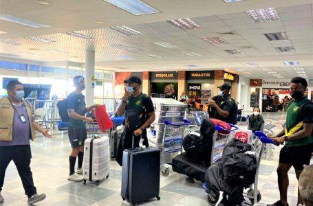 """Jamaica ya está en SPS y augura """"una final"""" con una Honduras bien dirigida"""