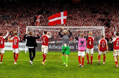 Dinamarca se convierte en la segunda clasificada para Qatar 2022