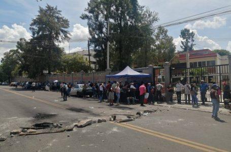 """""""Huelgas del Proyecto Identifícate son acciones mal intencionadas"""""""