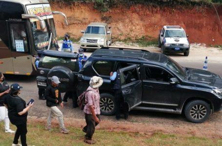 Operación Escudo Nacional V deja más de 110 detenidos en todo el país