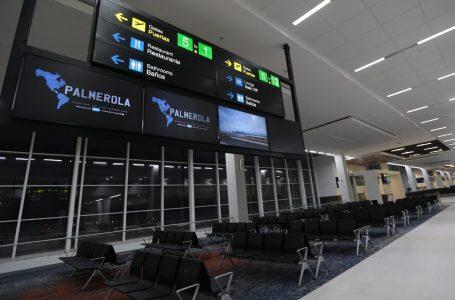 """Palmerola se enfila hacia un """"despegue"""" económico a días de comenzar operaciones"""