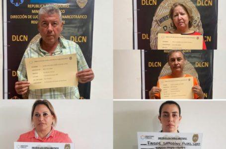 Prisión preventiva contra alcalde de Talanga y familiares acusados de lavar activos