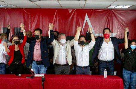 Roberto Contreras se une a Xiomara Castro y sellan unidad por el rescate de San Pedro Sula