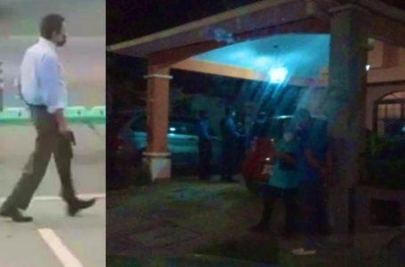 Atentan contra presentadora de televisión en SPS y atacante se suicida