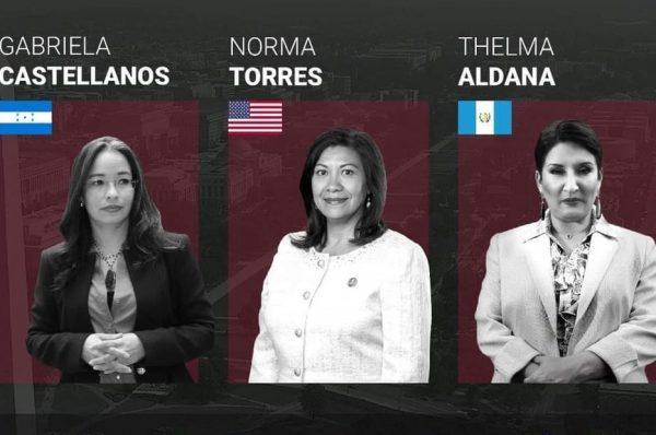 """En foro internacional se denunciará """"con nombre y apellido"""" a corruptos del Triangulo Norte"""