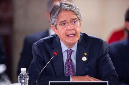 Presidente de Ecuador aclara que sus sociedades fueron 'legalmente disueltas', tras Pandora Papers