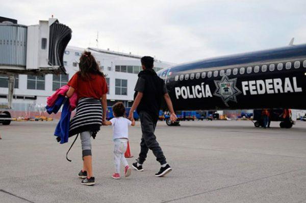 Honduras pide a EE.UU, México y Guatemala garantizar un retorno digno y seguro para los migrantes