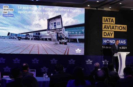 Aerolíneas internacionales respaldan Palmerola y sistema logístico de Honduras