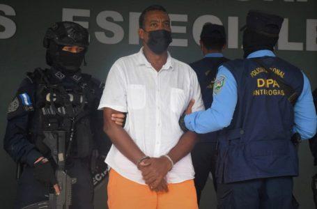 Dictan prisión preventiva a nuevo extraditable Michael Dixon Rivers