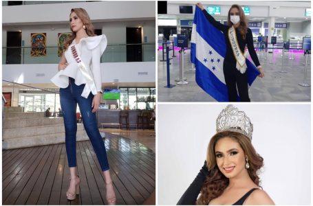 """Bella catracha representa a Honduras en el certamen """"Reina Hispanoamericana 2021"""""""