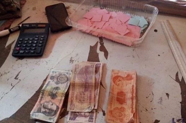 Condenan a más de dos años de prisión a mujer que vendía lotería ilegal en una ferretería
