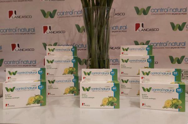 W Control, nuevo producto de Lancasco que ayuda a la reducción de peso de manera natural