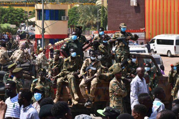 Banco Mundial suspende ayuda a Sudán luego de golpe de Estado