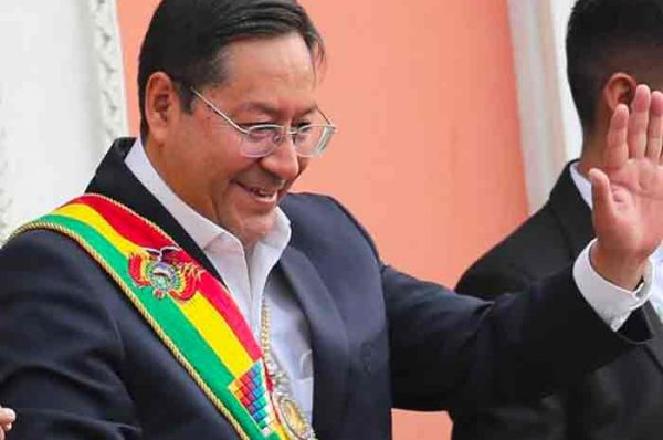 Bolivia denuncia intento de magnicidio contra Luis Arce