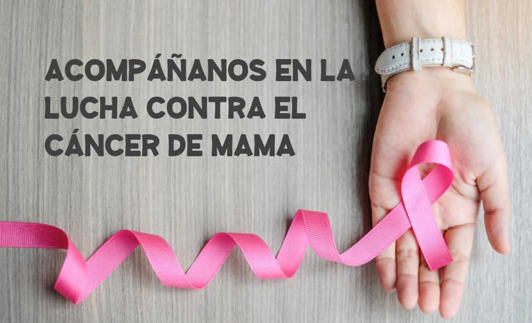 """19 de octubre """"Día Internacional de lucha contra el Cáncer de Mama"""""""