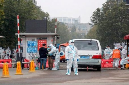 China confina a la ciudad de Lanzhou por rebrote de la Covid-19